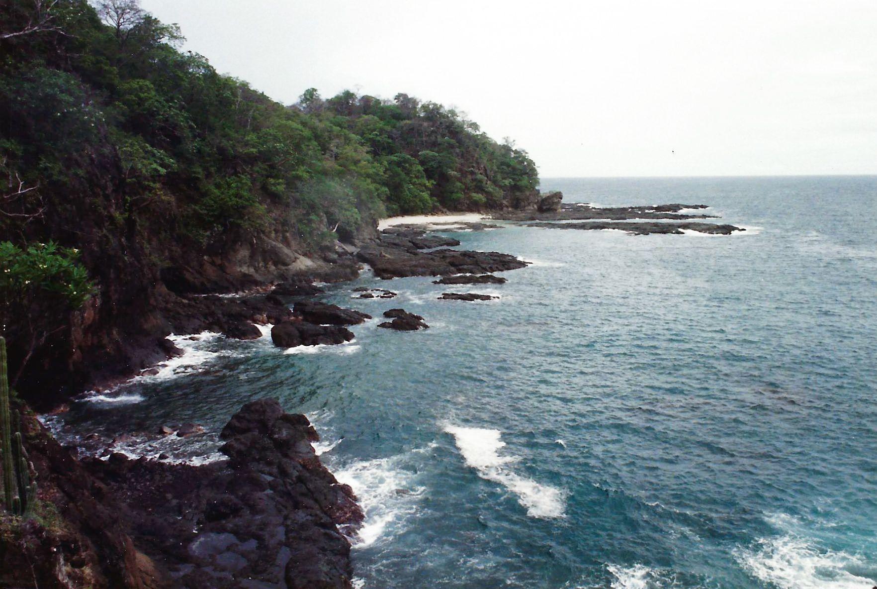 North Pacific Ocean off of Costa Rica