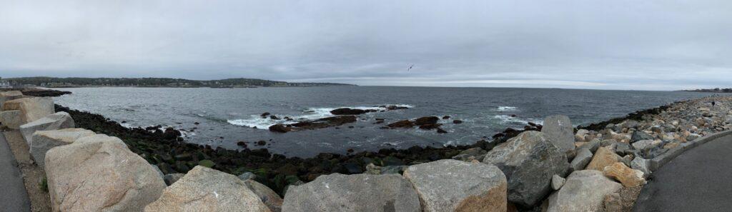 coast in boston