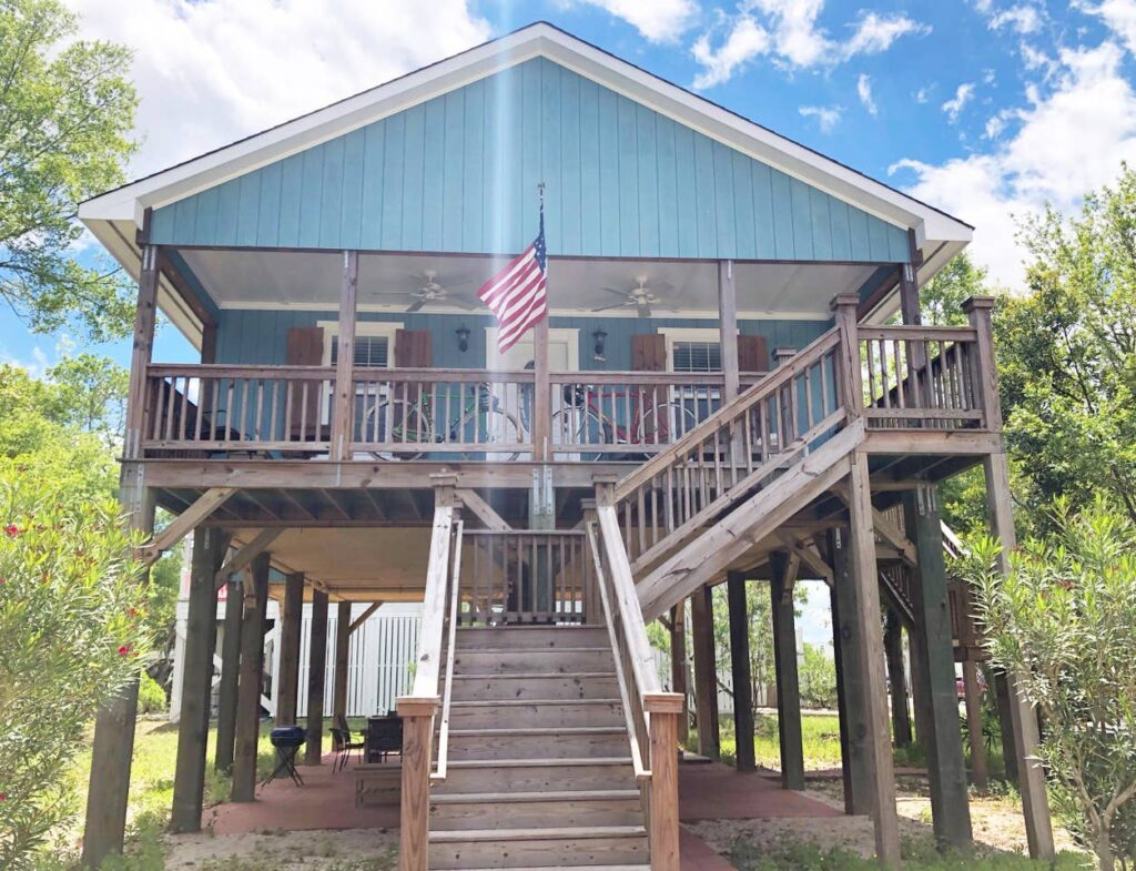 Edisto Beach Family Retreat Airbnb