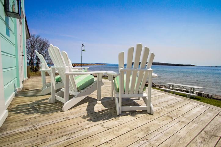 beach vacation rental home